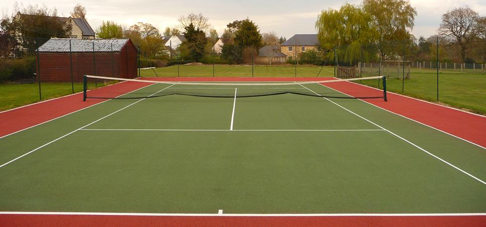 The Tennis Court at Kington Langley Tennis Club